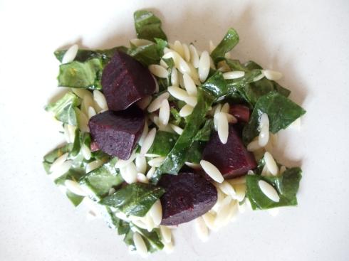 Medi Orzo Salad