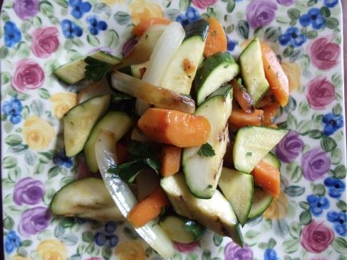 zucchini a scapece